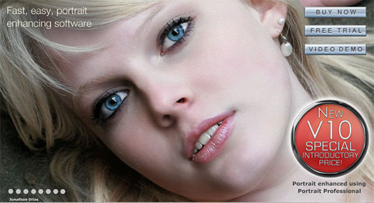 Portrait Professional 10 Special Coupon - $50 Off - Portrait Professional 10 Special Price