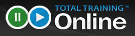 save 30% on Total Training DVDs and Online Annual Subscription