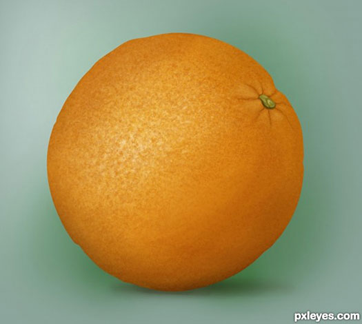 Create A Photo-Realistic Orange In Photoshop - Step-by-Step Tutorial