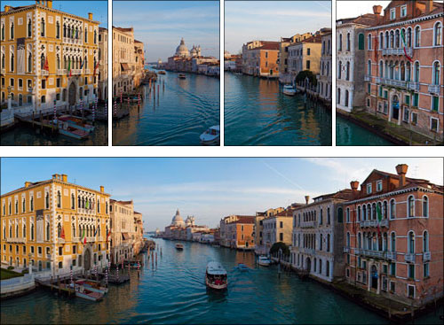 Creating A Flawless Panorama In Photoshop - HD Video Tutorial