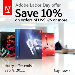 download a free 30 day trial of any Adobe CS5 product