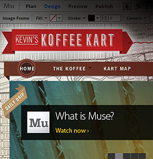 Download Free Version Of Adobe Muse - Create And Publish Web Sites Without Learning Code