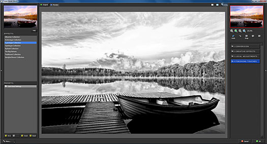 Topaz B&W Effects Photoshop Plugin