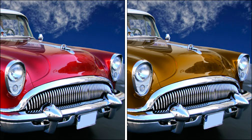 How To Change The Color Of An Object In Photoshop - HD Video Tutorial