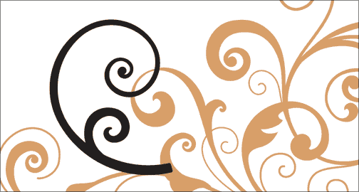 How To Draw Trendy Swirls In Illustrator - Video Tutorial