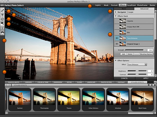 onOne Perfect Effects 3 - New Version Of Popular PhotoTools Plugin - 10% Discount Code