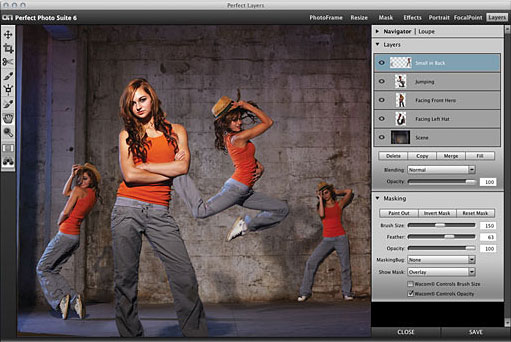 onOne Software Announces Perfect Photo Suite 6 - Perfect Mask And Perfect Layers Updated, New Products Perfect Effects And Perfect Portrait Added