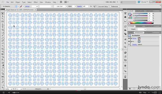How To Design An Updating Pattern In Illustrator - HD Video Tutorial
