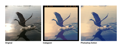 Free Instagram Filters As Photoshop Actions