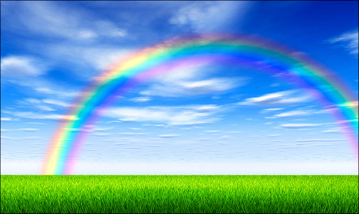Free Video Tutorial - How To Create A Rainbow In Photoshop