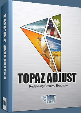 Topaz Adjust 5 Released - Photoshop Plugin - Special Savings