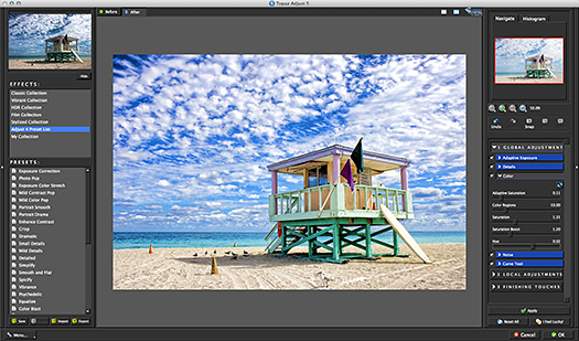 Topaz Labs Adjust Version 5 To Be Released Soon - Brings New Features And More Power