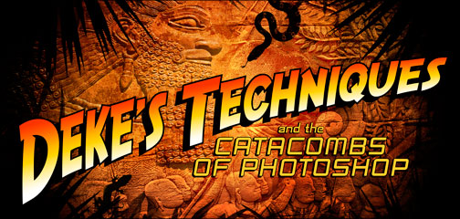 How To Create An Indiana Jones Text Effect In Photoshop