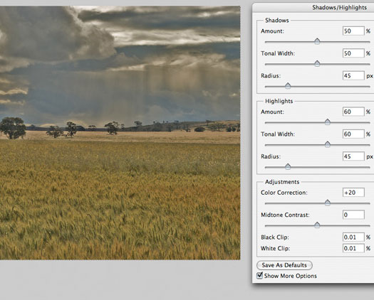How To Create HDR Effects Using Photoshop Layers