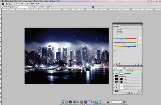 Photoshop Tips - Easy-To-Do Film Effects