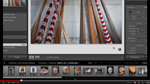 Develop Module Advancements In Lightroom 4 - HD Video