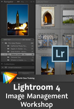 Lightroom 4 Image Management Workshop - 5 Free Videos