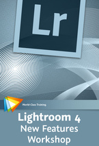 Adobe Photoshop Lightroom 4: New Features Workshop