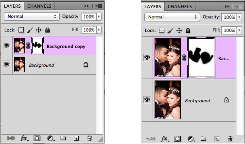 How To Make Photoshop's Layer Thumbnails Larger