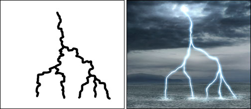 How To Create Fake Lightening In Photoshop - HD Video Tutorial