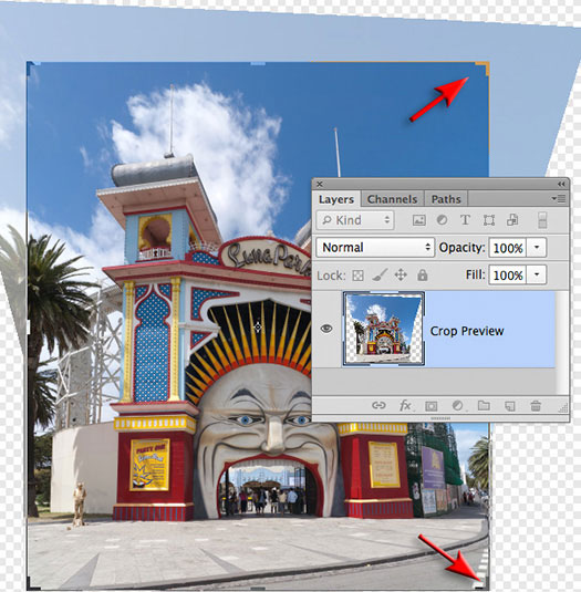 Adaptive Wide Angle Filter In Photoshop CS6 Renders Perfect Architectural Lines - Tutorial