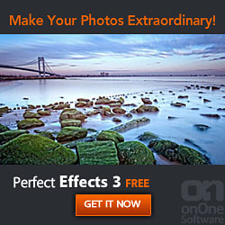 onOne Releases Perfect Effects 3 Free Edition - Offers 25 Pro Photo Effects