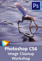 Photoshop CS6 Image Cleanup Workshop - 4 Free Videos