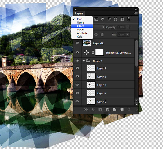Quick Overview Of Some New Palette Features In Photoshop CS6