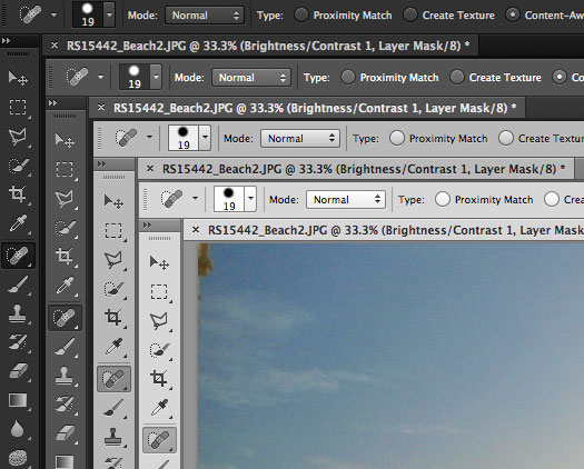 Photoshop CS6 Beta: New Interface Shortcut Tip