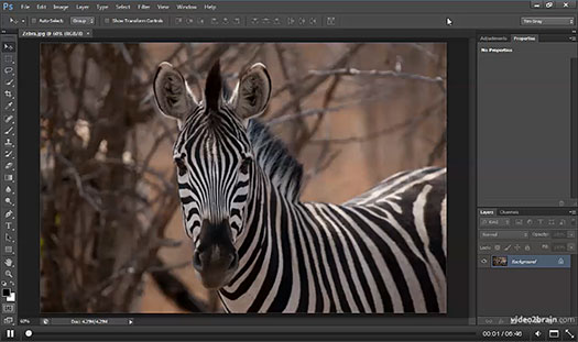 Photoshop CS6 Quick Start for Photographers - 5 Free Videos