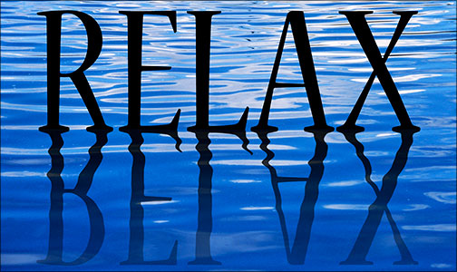 How To Create A Reflecting Type In Water Effect