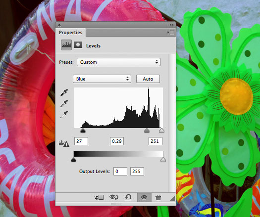Use Levels In Photoshop To Improve Contrast And Color Balance
