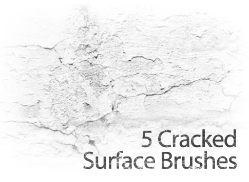 Free Brush Set - Cracked Surface Brushes