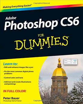 Photoshop CS6 For Dummies - Free Sample Chapter