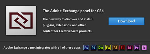 Adobe Exchange Available On Adobe Labs