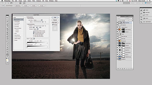 How To Create Dynamic Lighting Effects In Photoshop & How To Create Dynamic Lighting Effects In Photoshop ...