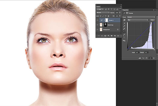 Making Skin Colour Adjustments In Photoshop