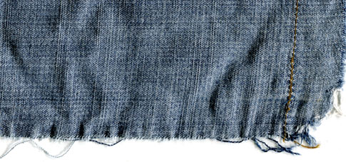 Free Photoshop Brushes - Frayed Denim Set