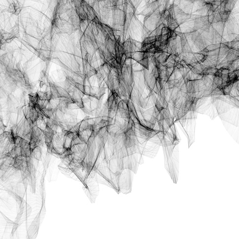 Free Set Of 5 Fractal Brushes For Photoshop