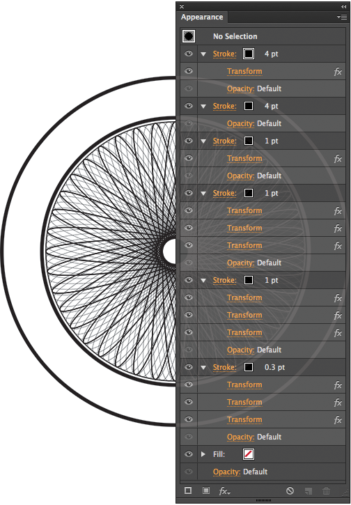How To Create Spirograph-style Art In Illustrator - Video Tutorial