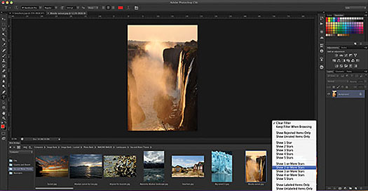 Using Mini Bridge In Photoshop - You Don't Have To Be In The Full Bridge Program To Access Some Of Its Key Tools
