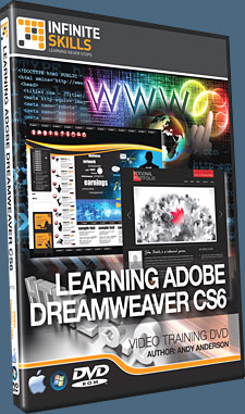 Adobe Dreamweaver CS6 Training Video - 12 Free Videos