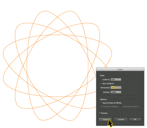Creating A Spirograph-style Pattern From A Single Path In Illustrator - Video Tutorial And Step-by-Step