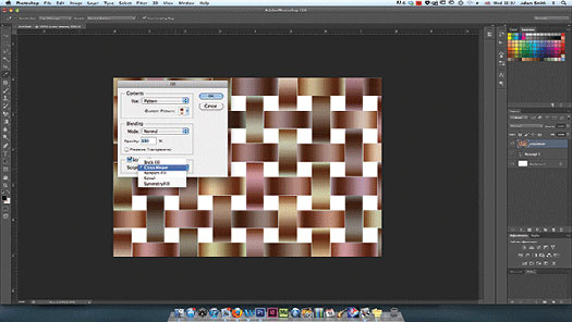 Master Scripted Patterns - A Creative Photoshop CS6 Option