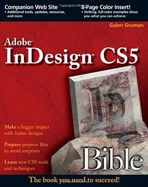 Adobe InDesign CS5 Bible - Free Chapter PDF - Inside The Interface