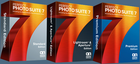 PERFECT PHOTO SUITE 7 NOW IN 3 VERSIONS - GET 15% OFF