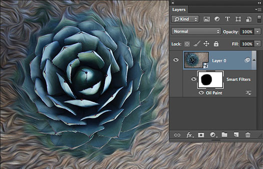 Photoshop Tutorial - Applying Smart Objects to Multiple Filters in Photoshop