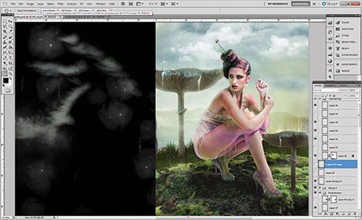 How To Create A Surreal Image - Step-by-Step Photoshop Tutorial