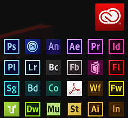 Adobe Creative Cloud Buying Guide - Product Comparison