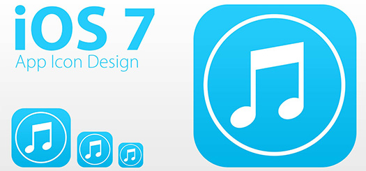 iOS 7 App Icon Design in Photoshop - Video Tutorial